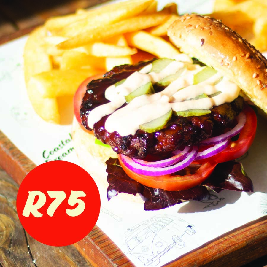Thursday Classic Burger & Beer OR Soda Special